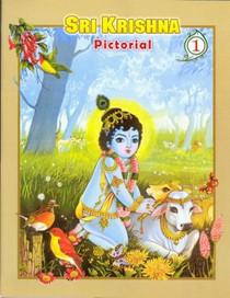 The Story of Sri Krishna for Children - Volume I