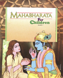 Mahabharata for Children, Volume II (Pictorial Mahabharata)