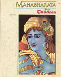 Mahabharata for Children, Volume III (Pictorial Mahabharata)