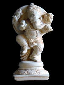 Dancing Ganesh Statue Small
