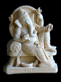 Mantra Ganesh Statue Small