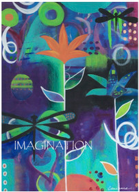 Imagination - Greeting Card