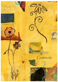 Gratitude - Greeting Card