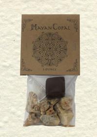 Mayan Copal Resin - 1 oz
