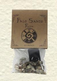 Palo Santo Resin - 1/2 oz