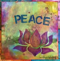Peace - Original Art