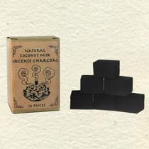 Natural Incense Charcoal – Coconut Husk Based
