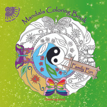 Mandala Coloring Book - Family Fun