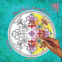 Mandala Coloring Book - Pure Joy