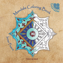 Mandala Coloring  Book - Inner Peace