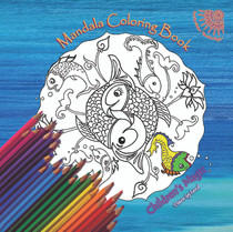 Mandala Coloring Book - Children's Magic