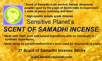 Scent of Samadhi Incense