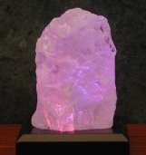 Feng Shui Salt Crystal Halite Lamp