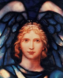 Archangel Raphael - Short Jar Candle