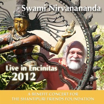 Swami Nirvananda Live in Encinitas 2012 - CD
