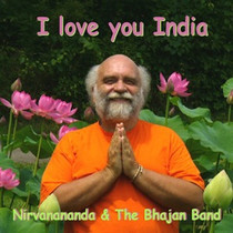 Swami Nirvananda I Love You India - CD