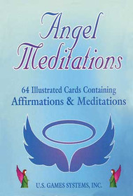Angel Meditation Cards