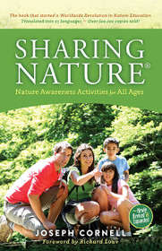 Sharing Nature - Nature Awareness Activities for All Ages
