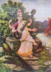 Saraswati - Poster.