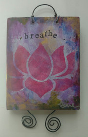 Breathe - Original Art