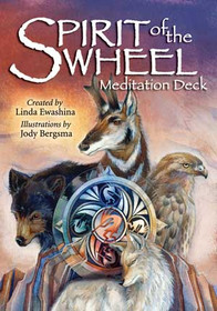 Spirit animal cards represent the stones of the traditional medicine wheel, providing an accessible method for tapping into it's ancient healing energy.