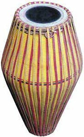 Maha Mridanga Clay Drum- 26""