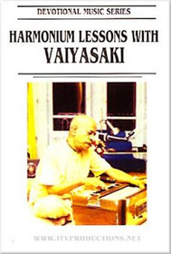 Harmonium Lessons With Vaiyasaki