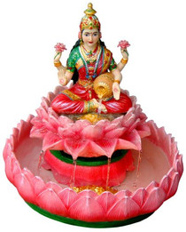 Laksmi Fountain of Wealth