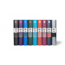 Designed to last a lifetime (or two), Manduka PRO series yoga mats curb the amount of PVC mats that enter landfills every year and reduces overall mat consumption (check out our Lifetime Guarantee).