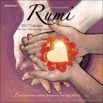 Passionate and witty, earthy and mystical, the soul-stirring poetry of 13th century Sufi poet Rumi transports us, especially when translated by Coleman Barks and accompanied by the work of artist Matt Manley.