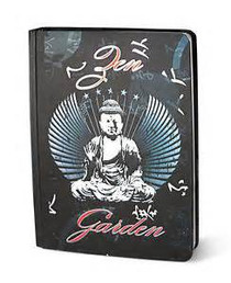 Journal - Black Zen Garden - Buddha