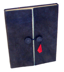 "Journal - 6"" x 9"" Ultra With Button Closure"