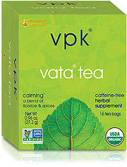 Organic Vata Tea
