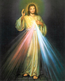 Christ - Lord of Mercy // Divine Mercy