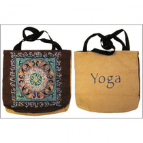 "Art of Yoga/""Yoga"" Tote Bag"