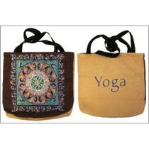 """Art of Yoga/""""Yoga"""" Tote Bag"""