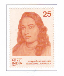 Paramahansa Yogananda Commemorative Stamps - 100/Sheet