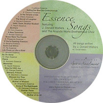 Flower Essence Songs CD