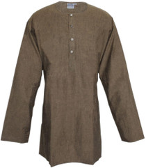 Men's Kurta - Brown