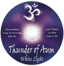 Thunder of Aum - White Light CD