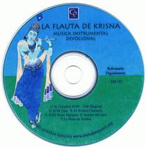 La Flauta De Krisna CD