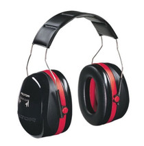 Peltor H10A Earmuffs with Headband (over-the-head)