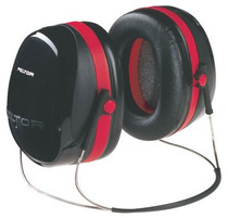 Peltor Behind-the-Head Earmuffs with Headband