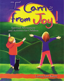 I Came from Joy! - Paperback