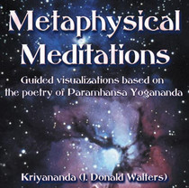 Metaphysical Meditations - CD