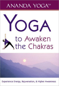 Yoga to Awaken the Chakras DVD