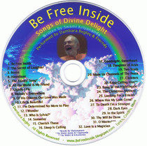 Be Free Inside CD