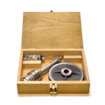 Grain Mill Bonus Bundle 1; Case/Plates/Just-in-Case Kit