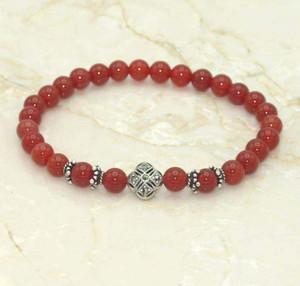 Carnelian Prayer Bracelet