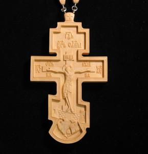 Priest's Cross #1